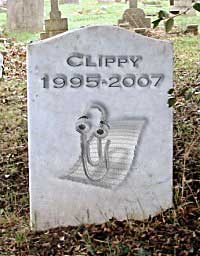 "The image ""http://monkeypi.net/wp-content/uploads/2007/02/clippyGravestone.jpg"" cannot be displayed, because it contains errors."
